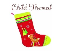 Child Themed Stockings