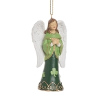 Blessed Irish Angel Ornament