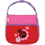 Personalized Quilted Toddler Girl Ladybug Purse