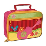 Personalized Girls ROCK Lunch Box