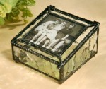 Ice Look Stained Glass Picture Box