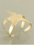 Matt GOLD Starfish Cuff Bracelet