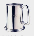 Personalized Pewter Tankard