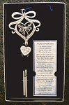 Personalized Merry Christmas from Heaven ® Wind Chime