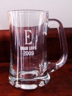 Personalized Engraved Scandinavia Beer Mug