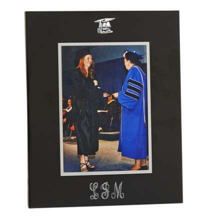 Black Personalized Graduation Picture Photo Frame