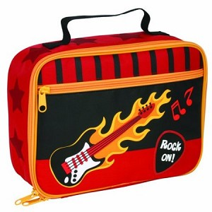Personalized Guitar Lunch Box